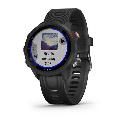 Monitor cardíaco de pulso com GPS Garmin Forerunner 245
