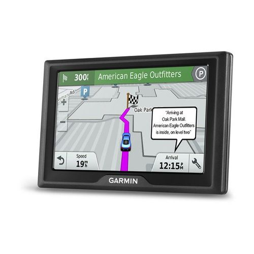 """Navegador Automotivo com GPS Garmin Drive 51 com tela de 5"""""""